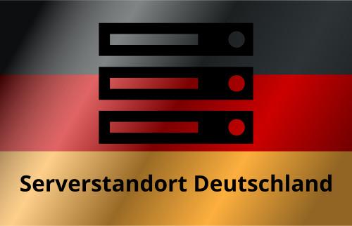 Deutscher Serverstandort